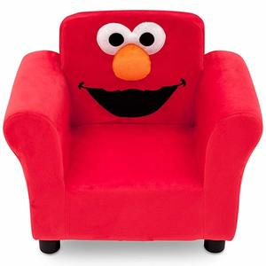 #8 Sesame Street Elmo Upholstered Chair