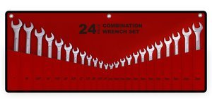 8. Best Value 24-Piece Master Combination Ratcheting Wrench Sets