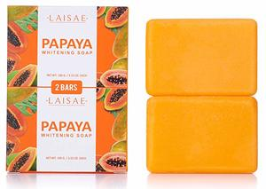 #8. Papaya Skin Whitening Soap, Natural Skin Lightener