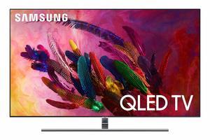 #8. Samsung QN75Q7FN FLAT 75-Inch QLED 4K UHD Smart TV 7 Series 2018