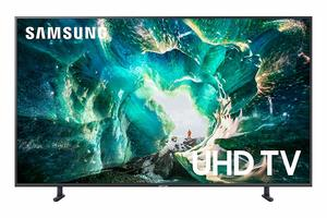 #8. Samsung UN65RU8000FXZA 65-Inch Flat 4K 8 Series TV Ultra HD G��