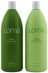 Loma Hair Care Daily Shampoo Daily Conditioner Duo