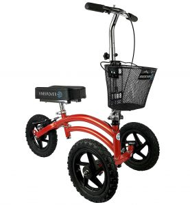 NEW All Terrain KneeRover Steerable Knee Scooter Knee Walker