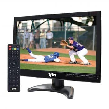 Tyler Portable LCD HD TV With USB, RCA, SD Card, And HDMI Inputs