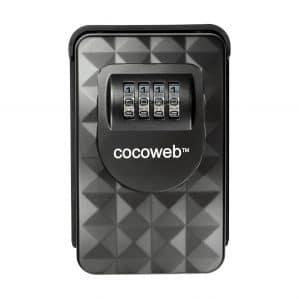 Cocoweb Key Lock Boxes Wall Mounted