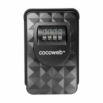 Cocoweb Key Lock Boxes Wall Mounted