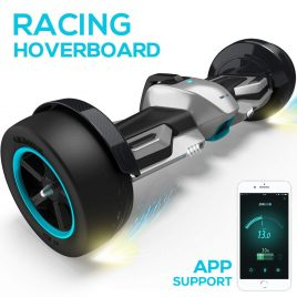 Gyroor Yellow 8.5-inch Off-Road Hoverboard