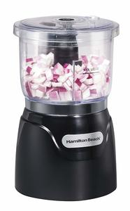 #9 Hamilton Beach Mini 3-Cup Food Processor