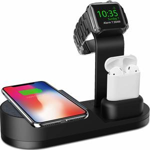 9. Deszon Wireless Charger Designed for Apple Watch Stand - Apple Watch Chargers