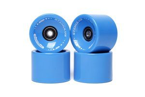 9. FREEDARE 70mm Longboard Skateboard Wheels