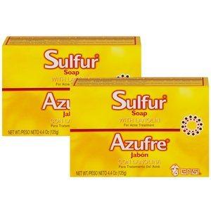 #9. Grisi Bio Sulfur Soap 4.4 oz