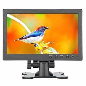 #9. Loncevon-10.1 inch Portable Computer Monitor with VGA HDMI PortG��