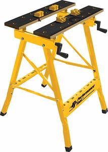 9. Performance Tool W54025 Portable Workbench and Vise