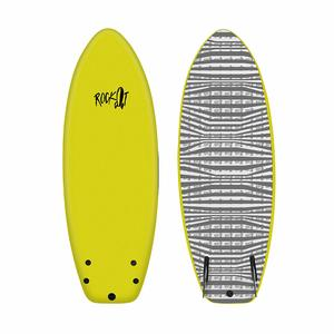 "9. Rock-It 4'11"" CHUB Surfboard - Wakesurf Boards"