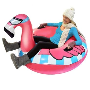 GoFloats Winter Snow Tube