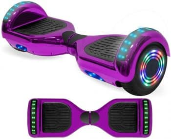 9. NHT Best Hoverboard All Terrain Self-Balking Electric Scooter