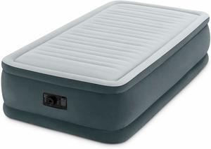 #1 Intex Comfort Elevated Dura-Beam Airbed