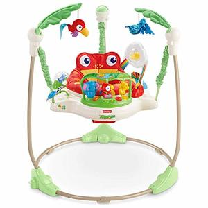 #1. Fisher-Price Rainforest Jumperoo