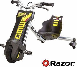 #1. Razor Power Rider 360 Three-Wheel Electric Tricycle