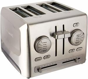 #10. Cuisinart CPT-640 Metal Toaster