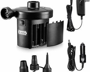 #11 Battery Air Pump, Dr.meter Air Mattress Pump