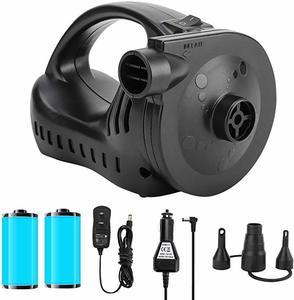 #12 OlarHike Portable Air Mattress Pump