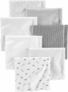 #13 Simple Joys by Carter's 7-Pack Baby Receiving Blankets