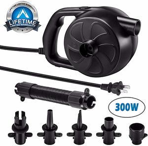 #14 Lihebcen 300Watt Electric Air Pump