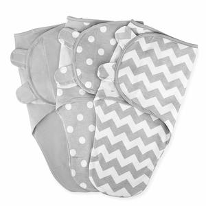 #15 Comfy Cubs Swaddle Baby Girl Blanket
