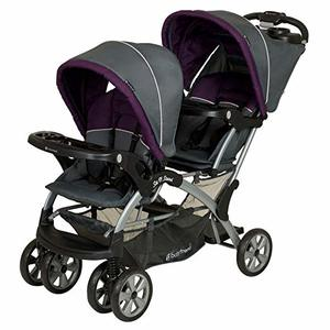 #2 Baby Trend Sit N Stand Elixer Double Stroller