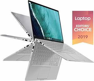 #2. Asus Chromebook Flip 2 in 1 C434 Laptop
