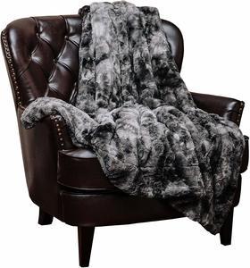 #3 Chanasya Fuzzy Faux Fur Throw Blanket