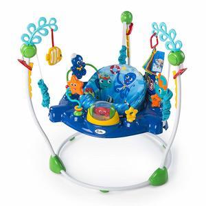 #4. Baby Einstein Neptune's Ocean Discovery Jumper