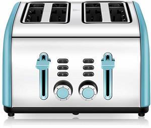 #4. CUSINAID 4 Slice Toaster