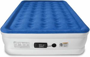#4. SoundAsleep Dream Series Queen Size Air Mattress with Internal High Capacity Pump and ComfortCoil Technology
