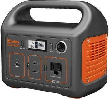 5. Jackery Portable Power Station Explorer 240