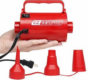 #6 EZ Inflate Supreme High Volume AC Air Pump
