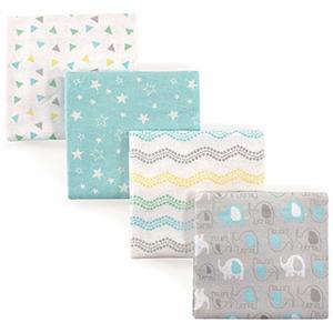#6 Luvable Friends Unisex Cotton Receiving Blankets