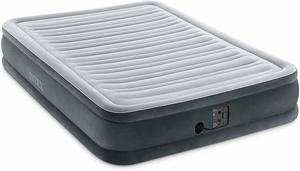 #6. Intex Comfort Plush mid Rise Airbed Dura-Beam