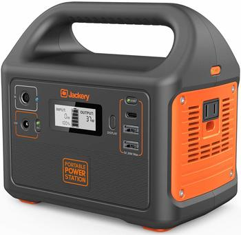 6. Jackery Portable Power Station Explorer 160