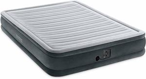 #7. Intex Comfort Plush Airbed mid-Rise Dura-Beam