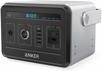 8. Anker Powerhouse, Compact 400Wh - 120000mAh Portable Outlet