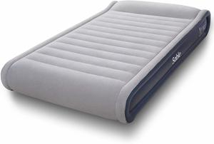 #8. Sable Inflatable Air Mattress Built-in Pillow