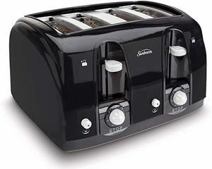 #8. Sunbeam Wide Slot Toaster