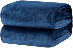 #9 Bedsure Flannel Blankets