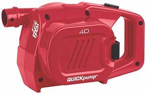 #9 Coleman 4 D Battery Quick Pump