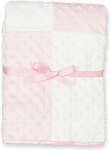 #9 Spasilk Minky Baby Blanket