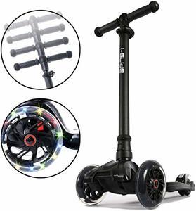 #9. I-Glide Toddler 3 Wheel Kid Scooter