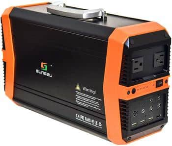 9. Portable Power Supply 1000W Generator