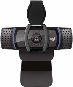 13. Logitech C920S Pro HD Webcam with Privacy Shutter